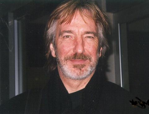 alan rickman biography
